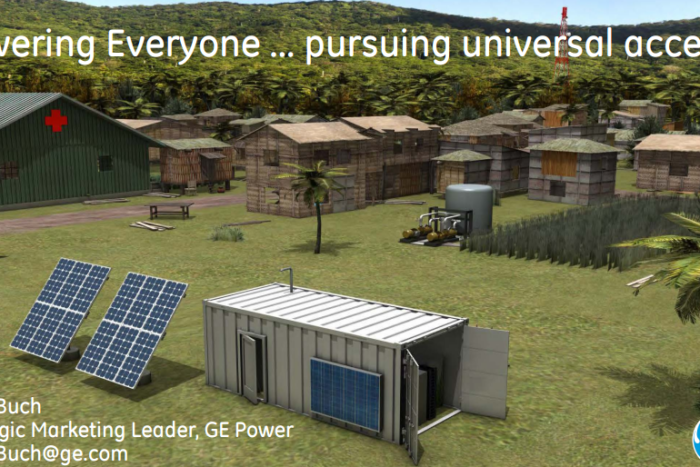 sustainable energy access