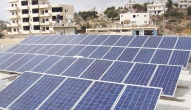 palestine renewable energy