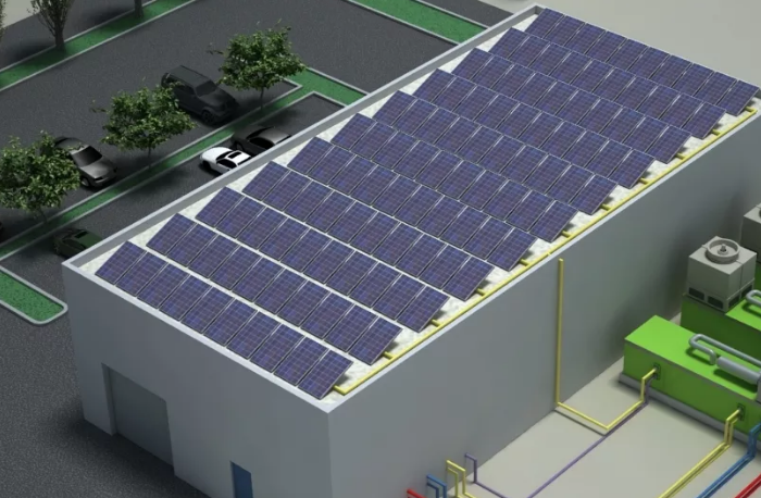 cannabis industry microgrid