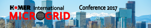 microgrid conference speakers sponsors