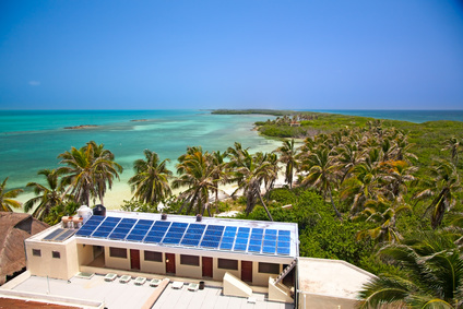 island microgrid projects