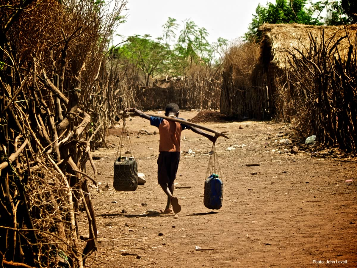 When Microgrids Mean Hope: Powering a Refugee Settlement in